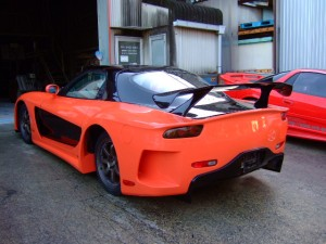 Fortune RX-7