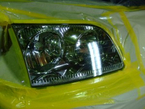 Headlight Paint